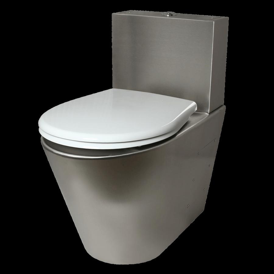 Vandal-proof toilet bowl 1-001 (P / S)