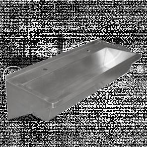 Раковина коллективная антивандальная 3-024.1(L) ; 3-024.1(R)