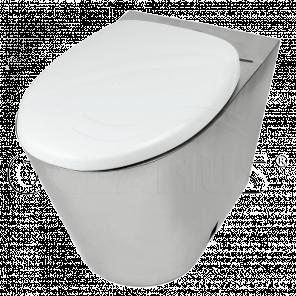 Унитаз напольный 1-002.1(P/S) антивандальный