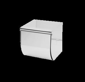 14-333А Диспенсер для рулона туалетной бумаги (настенный)