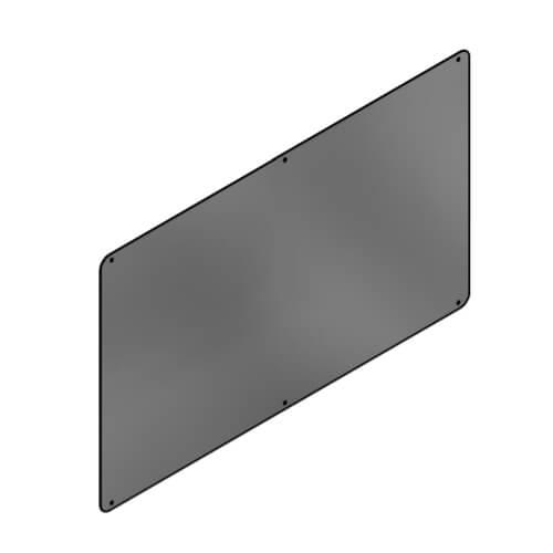 Зеркало антивандальное 13-004.2